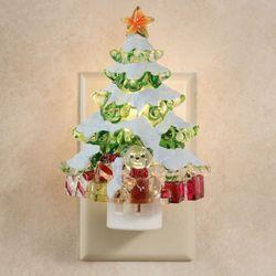 O Christmas Tree Nightlight Green