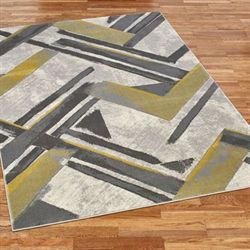 Diesel Rectangle Rug Gray