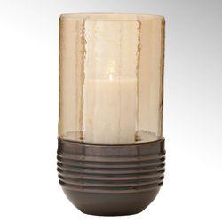 Waldron Hurricane Candleholder Bronze