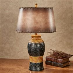 Westin Southwest Table Lamp Multi Earth