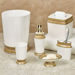 Chic Lotion Soap Dispenser Gold