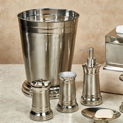 Lighthouse Lotion Soap Dispenser Aluminum