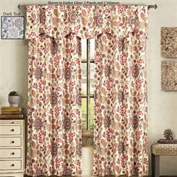 Harleen Tailored Curtain Panel