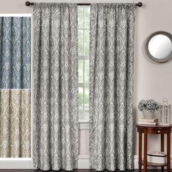 Jorie Wide Curtain Pair