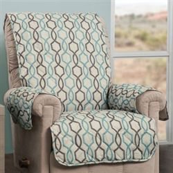 Impulsive Furniture Protector Light Almond Recliner/Wing Chair