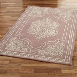 Keepsake Lace Rectangle Rug