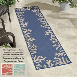 Barrier Reef Rug Runner 111 x 64