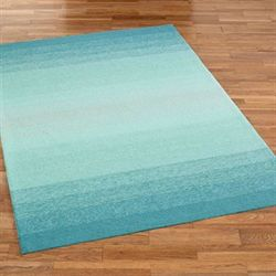 Ombre Rectangle Rug