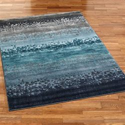 Omniscience Rectangle Rug Multi Cool