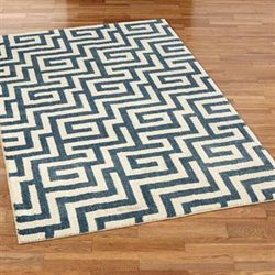Brewster Maze Rectangle Rug