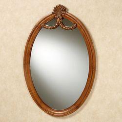 Raphael Wall Mirror Antique Walnut