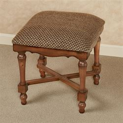 Creswick Upholstered Stool