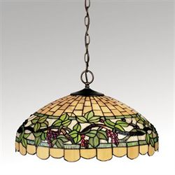 grapevine breeze hanging lamp - Floor Hanging Lamp