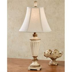 Chryssa Table Lamp Light Cream