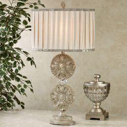 Aranka Table Lamp Light Taupe