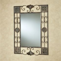 Fairmont Medallion Wall Mirror