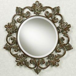 Portofino Wall Mirror Verdi Bronze