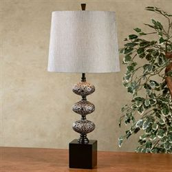 Guinevere Table Lamp Multi Earth