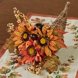 Autumn Medley Cornucopia Multi Warm