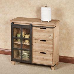 Everette Storage Cabinet Natural