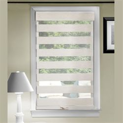Celestial Cordless Window Shade Linen