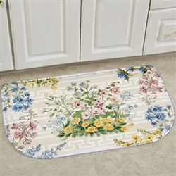 Summer Bouqet Slice Mat Natural 16 x 26