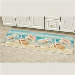 Horizon Shells Runner Mat Multi Cool 20 x 55