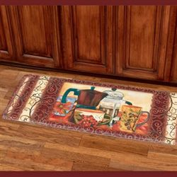 Baristas Best Runner Mat Multi Bright 20 x 55