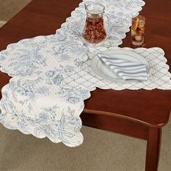 Clementina Table Runner Ivory 14 x 51