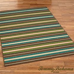 Lansing Rectangle Rug Multi Warm