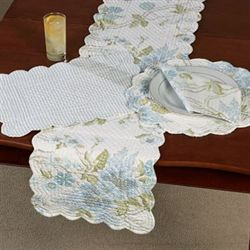 Jesamine Table Runner Eggshell 14 x 51