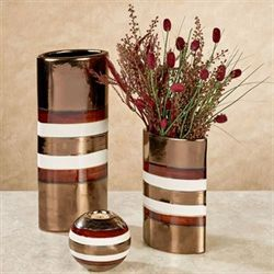 Kieren Tabletop Accents Multi Metallic Three Piece Set