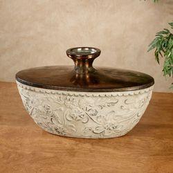 Callum Vase Beige Small