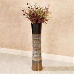 Axel Floor Vase Multi Metallic