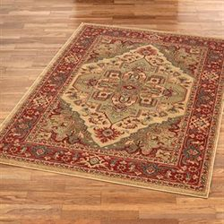 Talisman Rectangle Rug