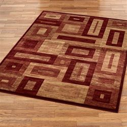Cubisme Rectangle Rug