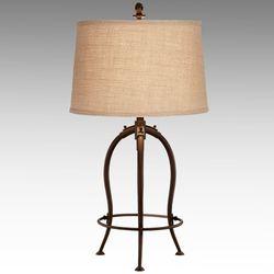Benjamin Table Lamp Rustic Bronze