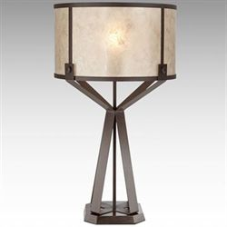 Sigmund Table Lamp Burnished Bronze