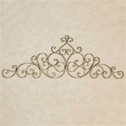 Aberdeen Wall Grille Antique Gold