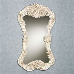 Flowering Medallion Wall Mirror