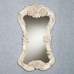 Flowering Medallion Wall Mirror