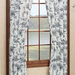 Winston Short Length Curtain Pair 68 x 63