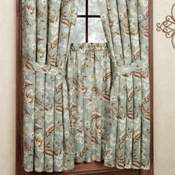 Valerie Short Length Curtain Pair 68 x 63