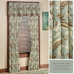 Valerie Standard Length Curtain Pair 68 x 84