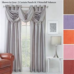 Chelsea Grommet Curtain Panel 56 x 84