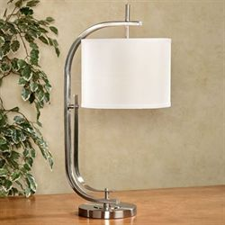 Remmi Table Lamp Steel