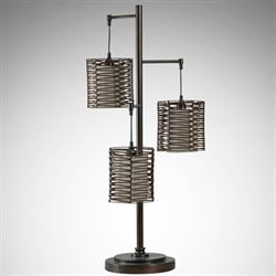Cordia Table Lamp Brown