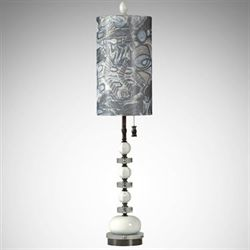 Matilda Table Lamp White