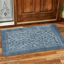 Wellington Nylon Bath Rug