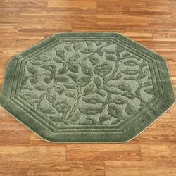 Wellington Nylon Octagon Rug 4 Octagon